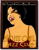 Tablou Night Owl