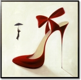 Tablou Highheels, Obsession